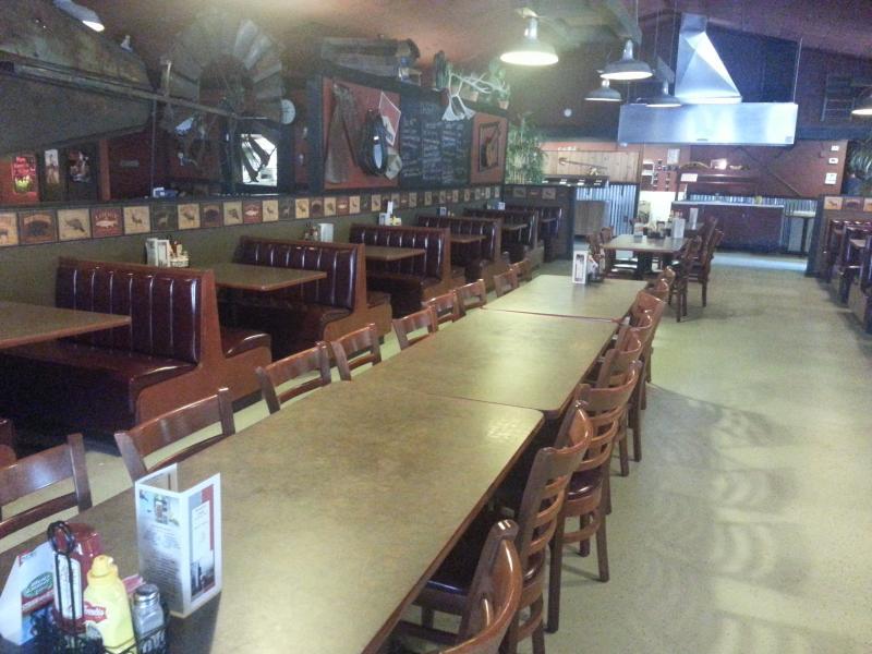 Rustic Oak Cabin Steakhouse Rustic Oak Grill Amp Pub Home
