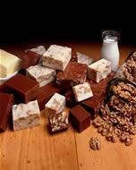 Rustic Oak Cabin Steakhouse Chocolate Shoppe